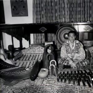 Emil Richards, circa 1970's. photo courtesy Phil Maggini.